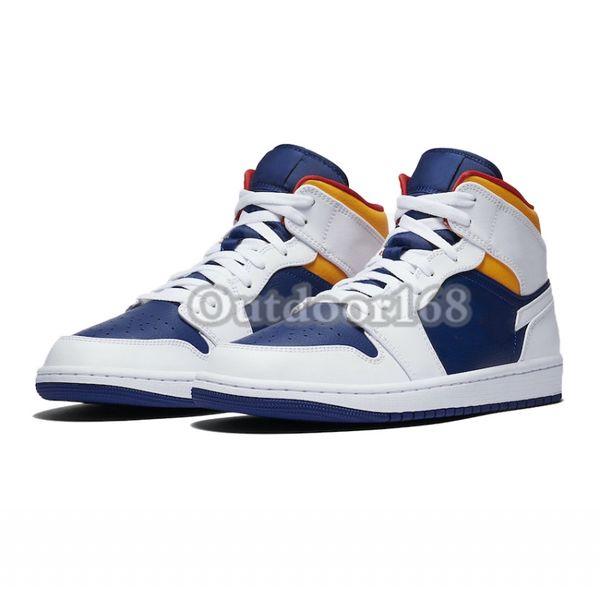 9.Mid Royal Blue Laser orange