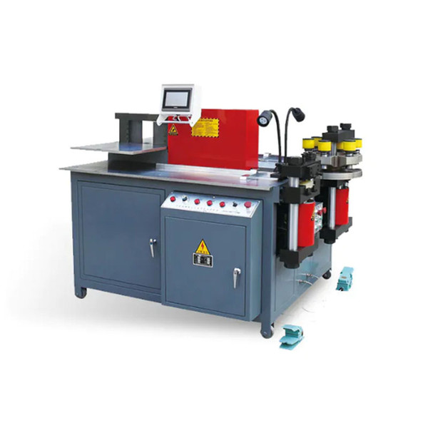 best selling Busbar Processing Machine for Punching,bending,cutting Function