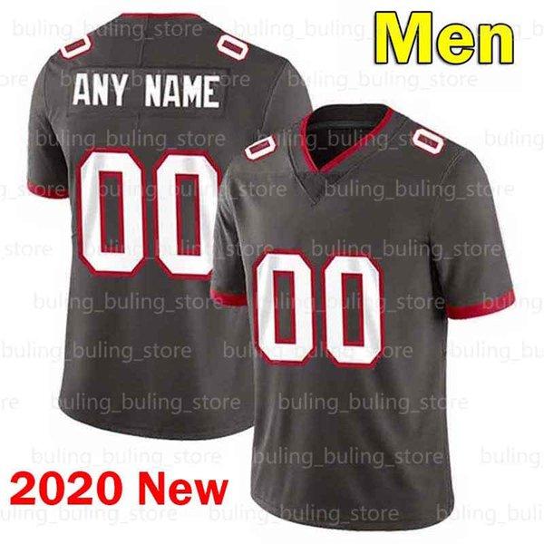 Personalizzato 2020 New Men Jersey (H D)