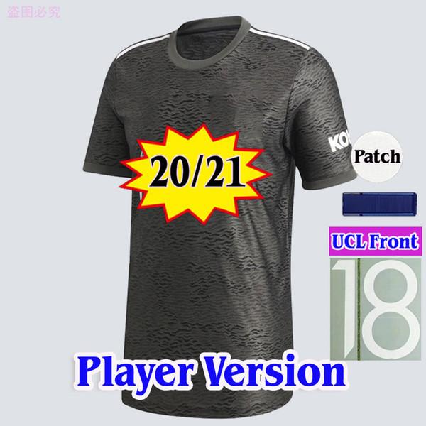 Oyuncu 20 21 UCL Cup Cephesi ile