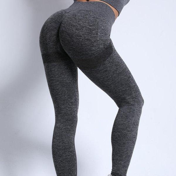 Pantalones de cáñamo gris