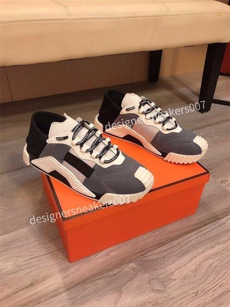 2021THE NEW Man angel Cream Tail Light Static Oreo Reflective Sesame Flax Zebra Sports Sneakers HY201020
