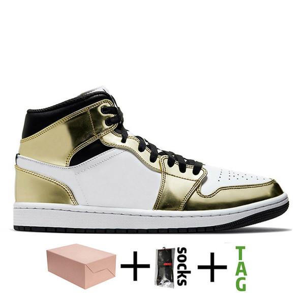# 40-45 Gold Mid Metallic