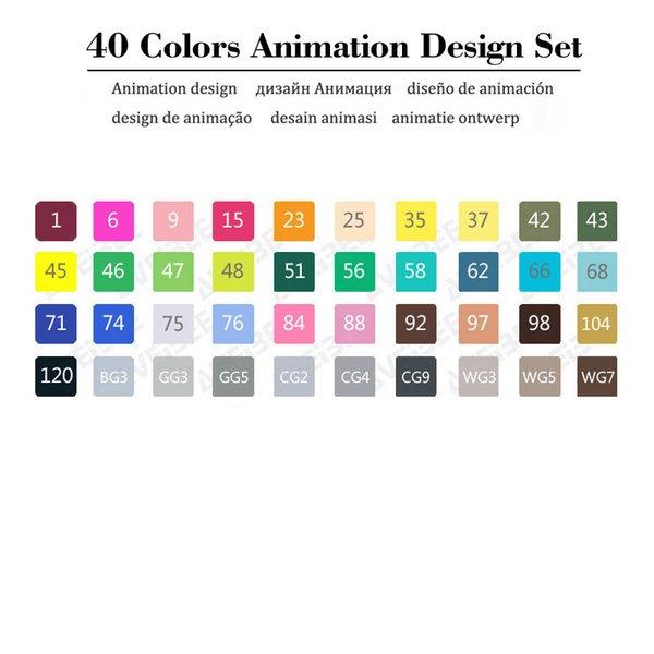 40 set di animazione