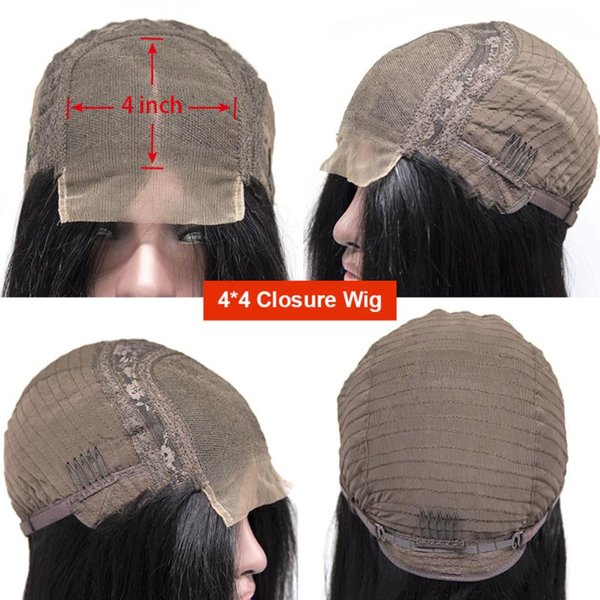 4x4LacecLosurewig
