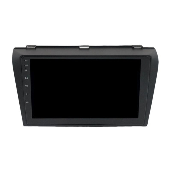 top popular 1+16G Android 8.1 Car Radio Multimedia Player for 3 2006-2012 Navigation GPS 2 Din 2021
