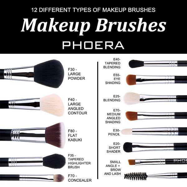 12pcs brushes Set