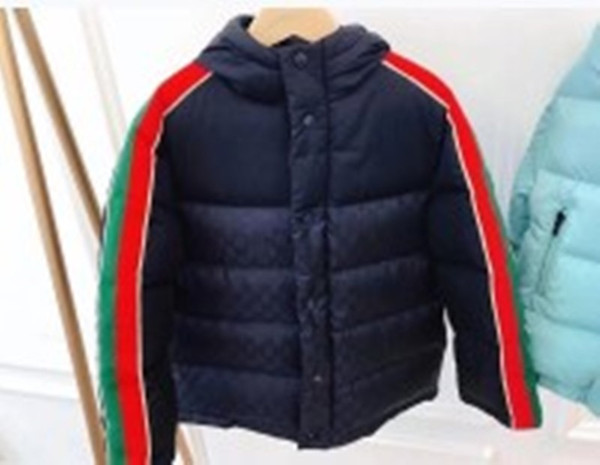 top popular Free shipping high quality Baby boy Girls Jacket Winter Jacket For Girls Coat Kids Warm Hooded Outerwear Children Clothes Infant Girls Coat 2021
