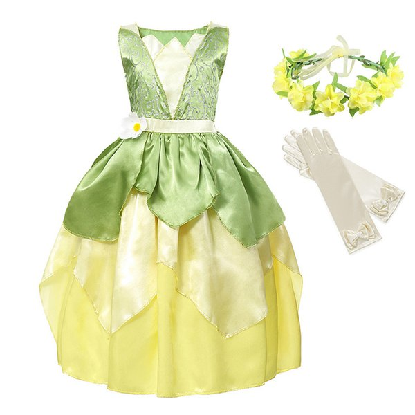 Tiana Dress Set 03