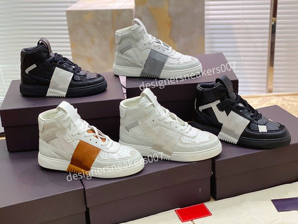 2021top new Man latest small dirty shoes dirty, soft and comfortable, fashionable high-rise sports shoes fs201010