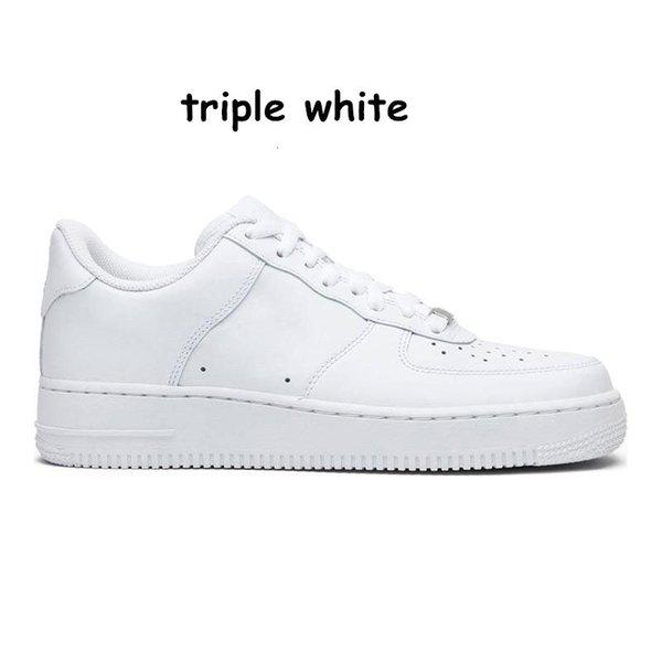 29 Triple White 36-45