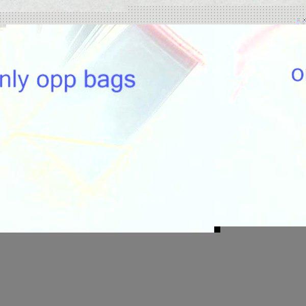 Seuls les sacs d'opp