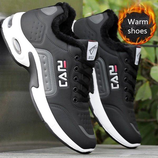 Chaussures chaudes noires