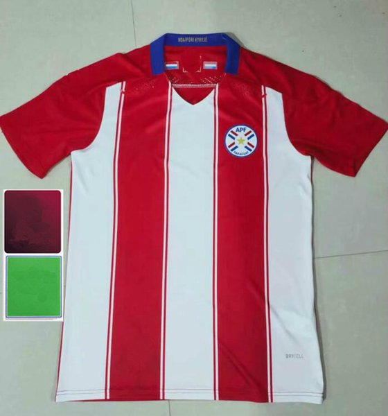 Paraguay home +patch