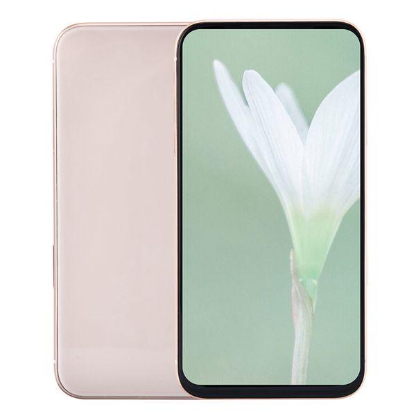 top popular 3 Cameras i12 Pro 5G V4 Smart Phone 2GB 16GB 6.1 inch All Screen HD+ Quad Core 3G WCDMA Android OS Dual Nano Sim Card Face ID GPS Smartphone 128GB 256GB 512GB Free UPS TNT Blue 2021