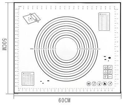 60x50cm (negro)