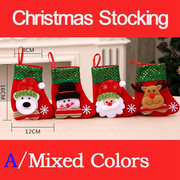 A / colores mezclados