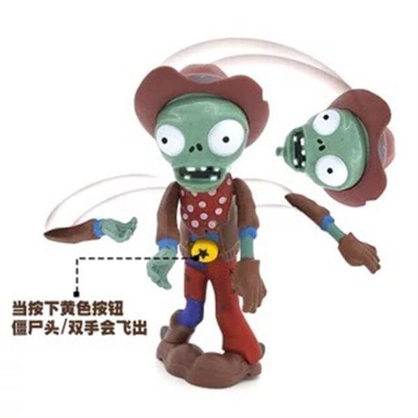 Cowboy Zombie (détachable) -empteux