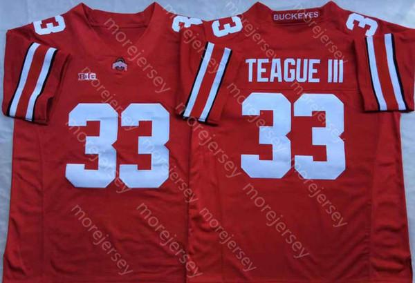 33 Master Tetage III Rouge