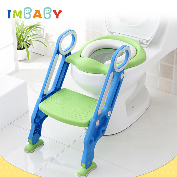 best selling Children Pot Baby Potty Toilet Baby Toilet Seat Potty Kids Chair Toilet Seat Children's Pot Training Step Stool Urinal Travel LJ201110
