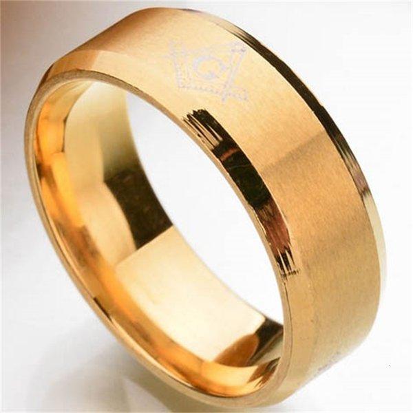 8 milímetros Mosoinc ouro