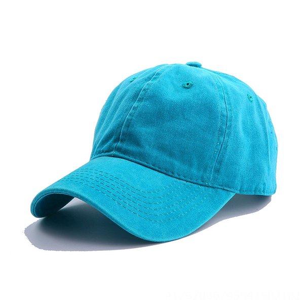 Baseball-Blau-Kappe