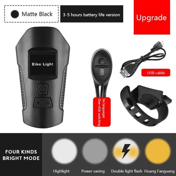 Black Horn Light