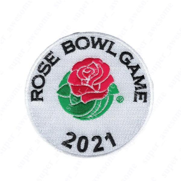 add 2021 Rose Bowl Game Patch