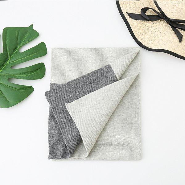 Gris gris foncé gris-110x15cm