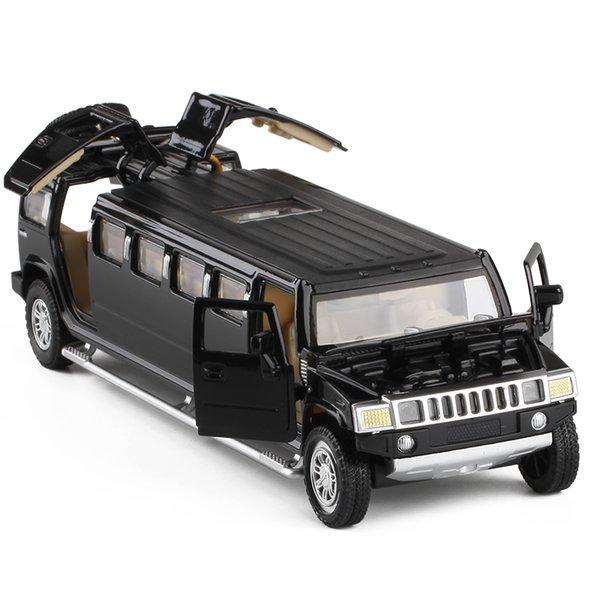 CLX Extended Hummer - Черный Нет Пакет B
