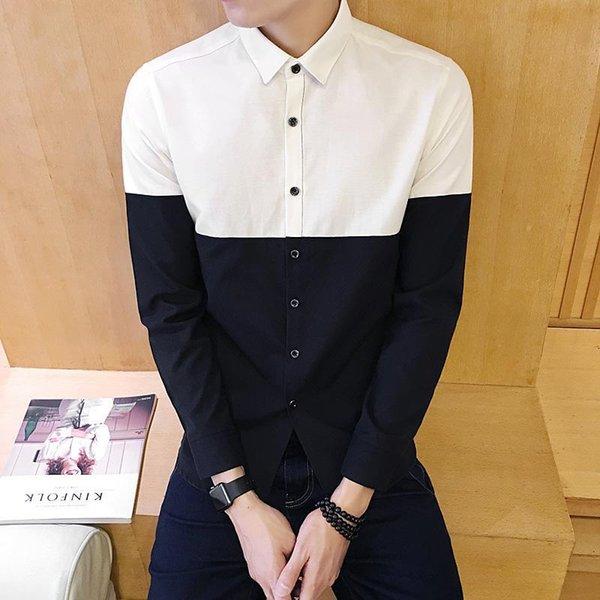 Camicia Black Oxford.