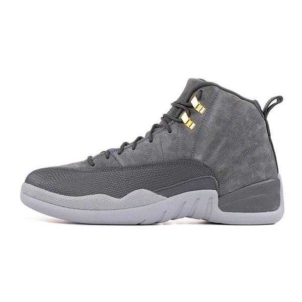 12s 7-13 Dark Grey