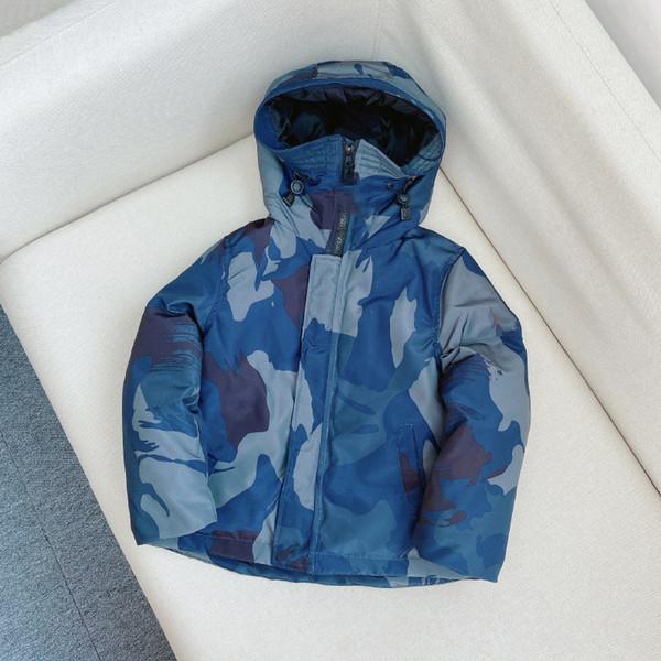 Camuflaje azul