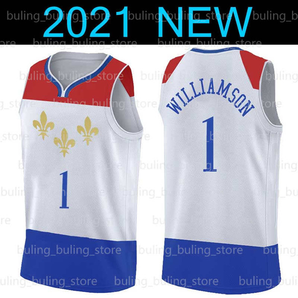Hommes 2021 New Jersey