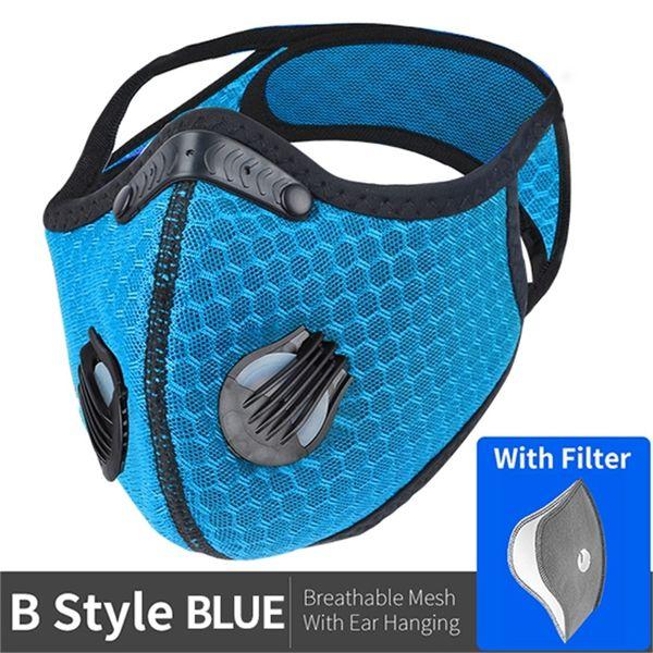 B Blu pocilga
