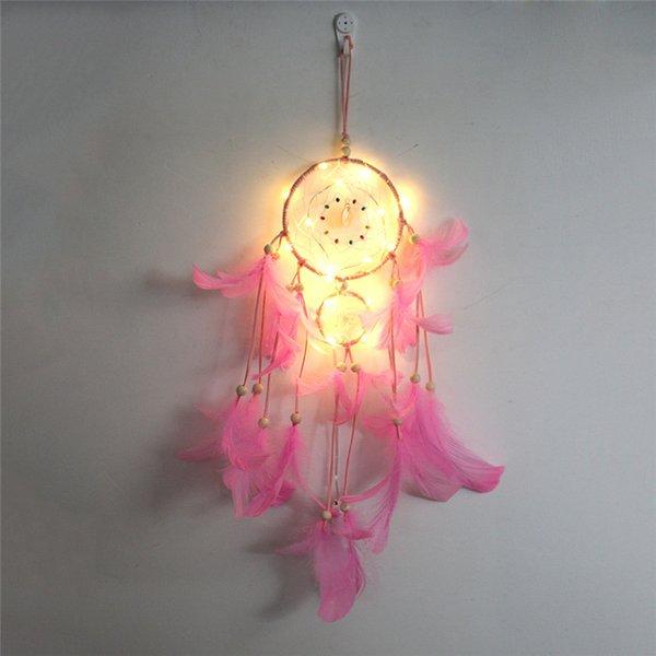 Pink (mit Licht)