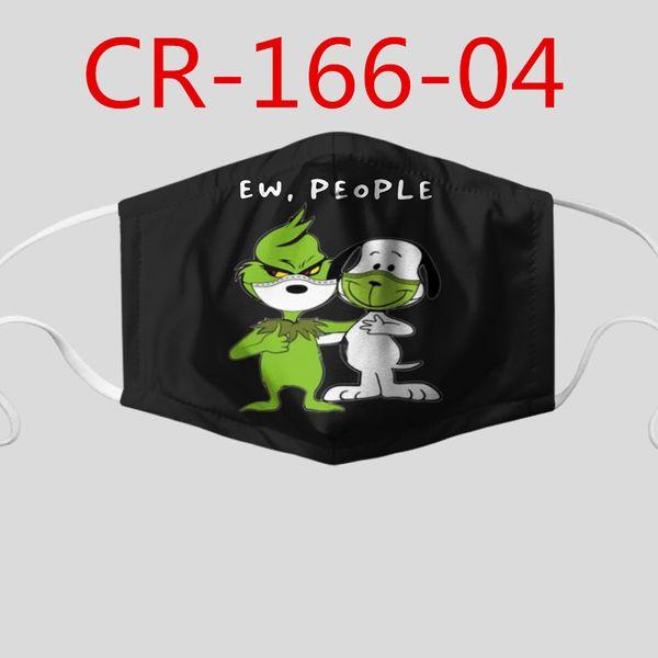 Взрослый CR-166-04-один размер