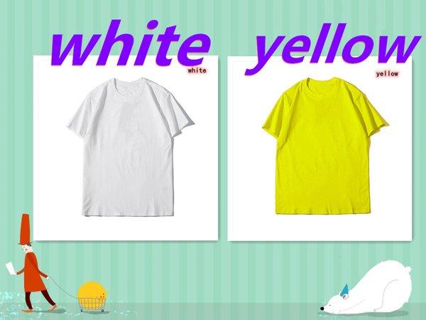 10 bianco + giallo