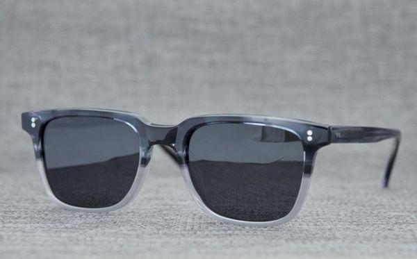 stripe grey frame dark grey lens