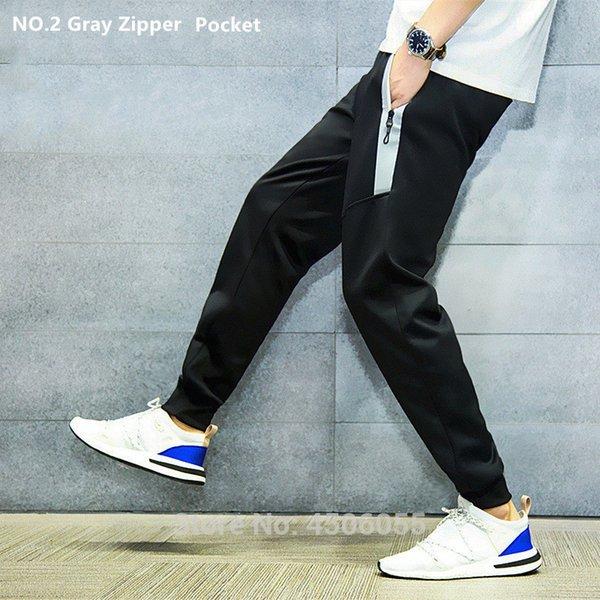 No.2 Grey Zipper