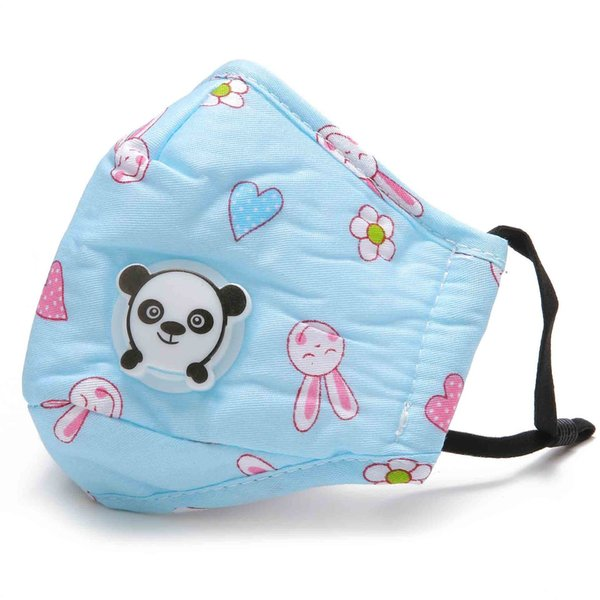 Panda Válvula-azul