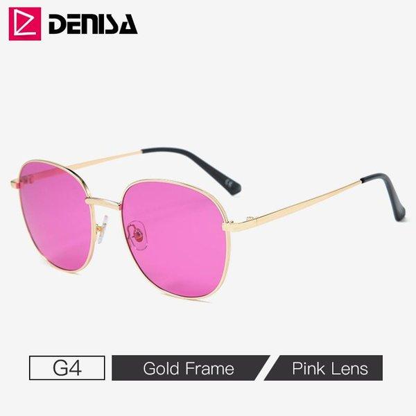 G4 Rosa Sonnenbrillen.