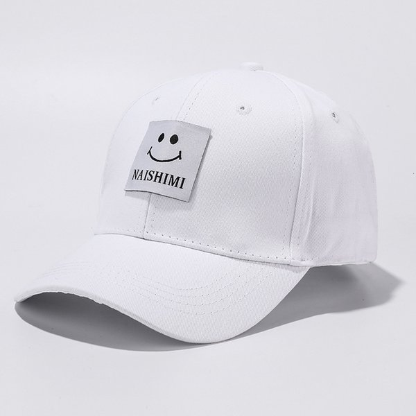 C3170-2 grand sourire blanc