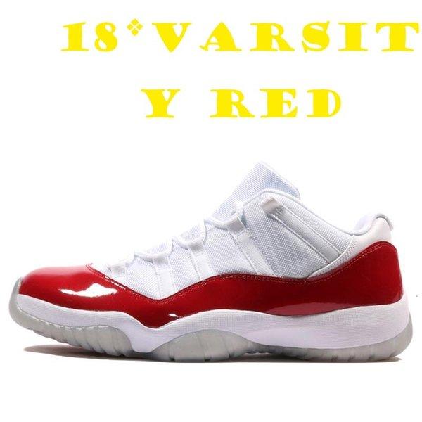 18 Varsity Red.
