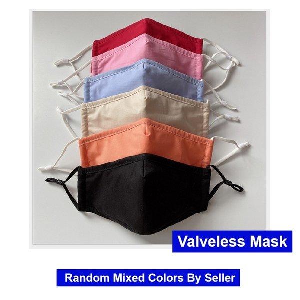 Sin válvulas azar colores mezclados por vendedor