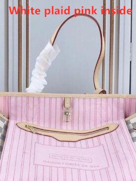 Griglia bianca + rosa
