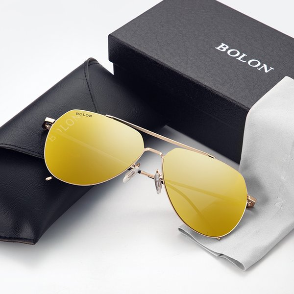 8011 altın çerçeve ve sarı film + tam hediye paketleme seti