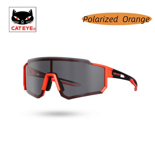 Polarisierte Orange
