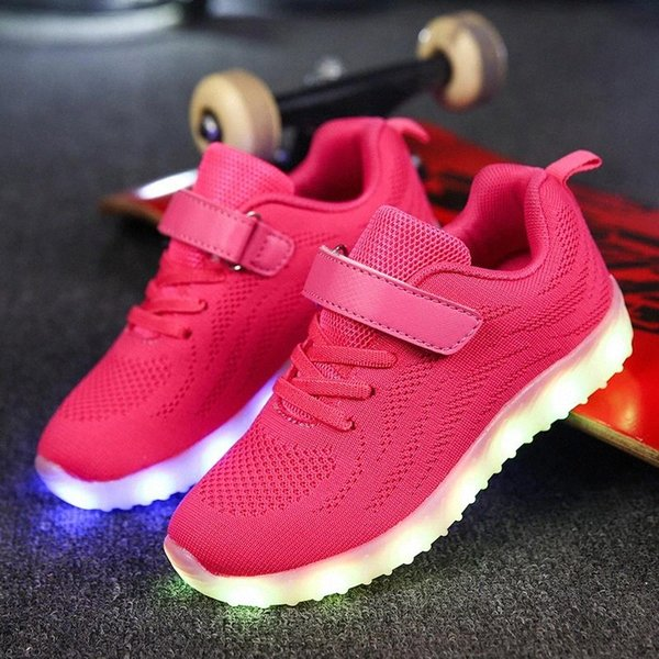 Led Children shoes girls 2018 New USB Charging Pink Shoes With Light Up Kids Casual Boys&Girls Luminous Sneakers Glowing Shoes #LJ56 Cataloge: Men Shoes, Shoes For Men, Male Shoes, Fashion ShoesStyle: Fashion / Trendy / New / HotOccasion: All Match / Streetwear / Club / PartyFor Group: Men / MaleWearing Design: Fashion / Comfortable / BreathableFeatures: High Quality / Anti-wearingKeywords: Men Shoes, Shoes For Men, Male Shoes, Fashion Shoes