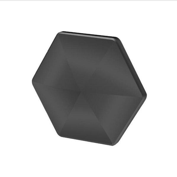 Черный - шестиугольник